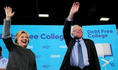 Bernie Sanders' 'Most Loyal Republican Friend' Gets Behind Hillary Clinton | Huffington Post