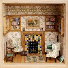 Dolls' House Study Day - Victoria and Albert Museum