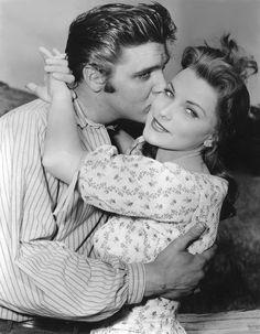 Love Me Tender, 1956 ~ Elvis Presley & Debra Paget