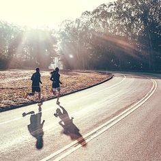 Welcome to #RunnerLand  ###  Photo: @bebettersocialclub  Sundowners  ###