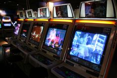 12 Best Arcade cabinets we like images in 2013 | Arcade Games