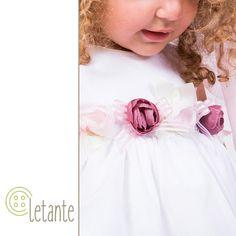 Χειροποίητα βαπτιστικά φορέματα letante! Απολαύστε τις υπηρεσίες του προσωποποιημένου service για μοναδικά αποτελέσματα! www.letante.com βαπτιστικά ρούχα, βαπτιστικά ρούχα για κορίτσι, βάπτιση, βαπτιστικά, christening, Βαπτιστικά Αθήνα Girls Dresses, Flower Girl Dresses, Wedding Dresses, Flowers, Fashion, Dresses Of Girls, Bride Dresses, Moda, Dresses For Girls
