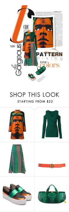 """""""Head-to-Toe Pattern Mixing - Yoins"""" by lacas ❤ liked on Polyvore featuring Moschino, Tory Burch, patternmixing, yoins, yoinscollection and loveyoins"""