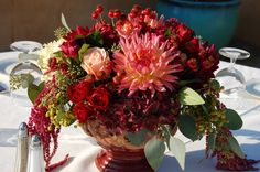 Country Garden Flowers - Napa and Sonoma County Wedding Florist Photo Printing Services, Photo Blanket, Fall Flowers, Photo Canvas, Wedding Bouquets, Floral Arrangements, Berries, Centerpieces, Floral Wreath