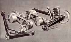 DAF Variomatic belt transmission