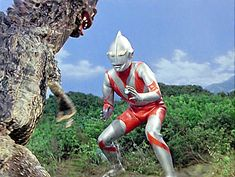 Ultraman.