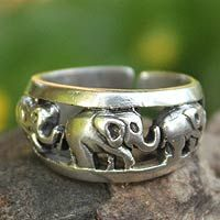 Siam Elephants from @NOVICA, They help #artisans succeed worldwide.