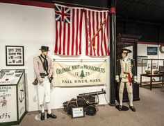 Between Plymouth Rock, Battleship Cove and New Bedford's Whaling Museum, the south of Boston region has quite a reputation when it comes to historic attractions. Plymouth Rock, New Bedford, Fall River, Ladder Decor, Colonial, Things To Come, History, Places, History Books