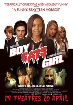boy eats girl on dvd