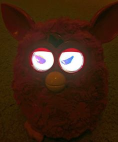 What Happens When Your Furby Becomes Evil - A Mommy Story