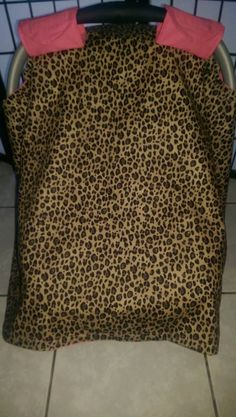 Hey, I found this really awesome Etsy listing at https://www.etsy.com/listing/256597348/cheetah-car-seat-cover-canopy
