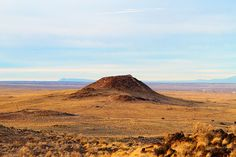 Volcano Sunset | Albuquerque, New Mexico