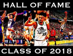This morning the Hall Of Fame class for 2018 was announced.  This year Steve Nash Grant Hill and Jason Kidd will be inducted into the HOF.  This is a great selection and all of them deserve it.  Steve Nash was part of the legendary 1996 Draft Class selected 15th overall. Nash has no shortage of awards to prove that he should be inducted this year.  2x League MVP 8x All-Star 3x All-NBA 1st Team 2x All-NBA 2nd Team 2x All-NBA 3rd Team 3x Player of the Month 8x Player of the Week 6x League…
