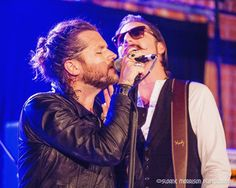 Jay and Scott from Rival Sons Rival Sons, Cool Bands, Rock N Roll, Jay, Beautiful People, Concert, Holiday, Instagram Posts, Music