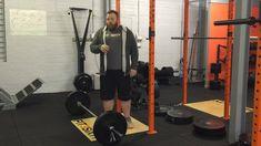 Breaking Muscle: A Simple Cue to Immediately Improve Your Deadlift: push your knees into your forearms
