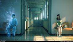 CGTalk - Memory, Yonglin Yao (3D)