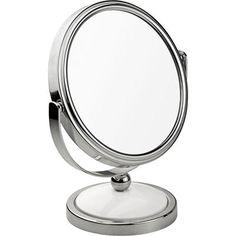 Espelho Dupla Face Com Aumento 2X