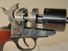 Colt 1861 Navy w/ Kirst Conversion to Long Colt Guns > Pistols > Colt Replica (Italian, etc.