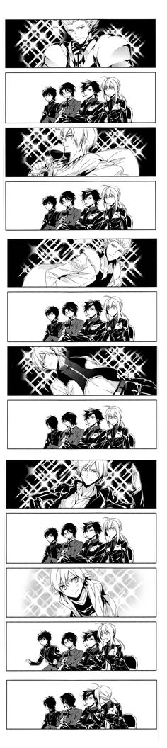 This never gets old... i have the same reaction. They should update this with CasGil tho /Fate/zero/#1084816 - Zerochan