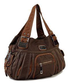 Scarleton Large Shoulder Bag H106624 - Ash