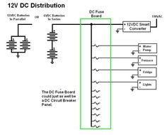 Image result for rv battery isolator wiring diagram | rv
