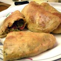 Pizza Recipes: Broccoli, Pepperoni and Three Cheese Calzones