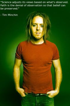 Am I the only one who finds Tim Minchin a sexy SOB?
