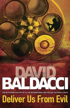 DELIVER US FROM EVIL DAVID BALDACCI #BOOK #PAN