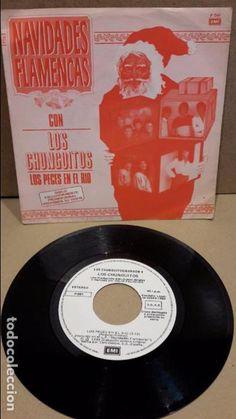LOS CHUNGUITOS / BORDON 4. NAVIDADES FLAMENCAS. SINGLE-PROMO / EMI -1984. ***/****