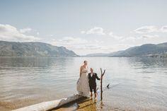 #lakewedding #naturewedding #edpeers #LOVE  #weddingphotography Shuswap lake wedding