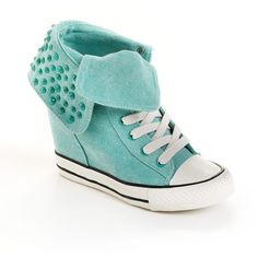 ZIGI GIRL Cavity High-Top Sneakers found on Polyvore