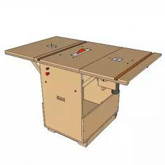 Portable workshop plans #woodworkingplans #workshopplans #toolsplans #workbenchplans #homemadetools #sawtable #sawtableplans #routertable #compactmultitool #multitool #plywood