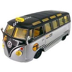 Maisto 1/25 Volkswagen Van Samba - Maisto
