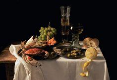 Crabs & Lemon, After P.C., 2009 © Paulette Tavormina