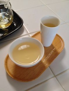 Built from Ink and Tea: Tea Review Tuesday - A Review of Tea Ave's Tie Kwan Yin Oolong Tea