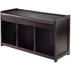 Winsome Addison Storage Bench with 3 section