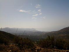 Montagne d'Azzefoun, Algérie