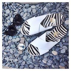 Ras espadrilles sandals by Adenorah