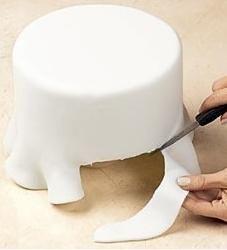 Receta de Pasta Australiana con Marshmallows