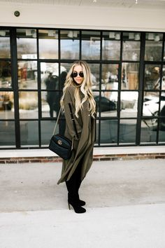 Bomber Duster Coat | what to wear for spring transition | How to style a bomber| How to style a duster