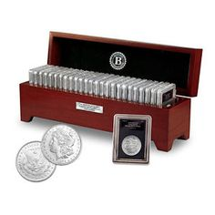 Morgan Silver Dollar Buying Guide