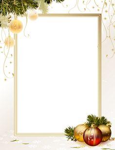 Ornaments & Ribbons Foil Letterhead - Click Image to Close