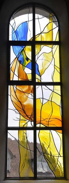 """""""The Light"""" - Artist: Fritz J. Dold -  Rüschlikon in Canton of Zurich, Switzerland"""