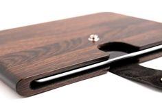 Wooden iPad cases - Holzformel No.1