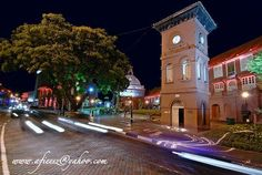 Melaka Tengah Dutch Colonial, Information Center, Colonial Architecture, Tourist Spots, Town Hall, Old Things, Mansions, House Styles, Building