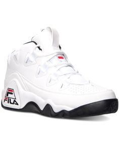 f2b2069166d2 Fila Men s The 95 Basketball Sneakers from Finish Line Men - Finish Line  Athletic Shoes - Macy s