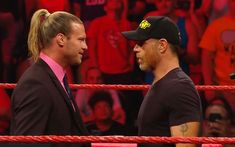 Dolph Ziggler was on a roll running through SummerSlam. He trashed WWE Hall Of Famers and legends left and right, but then Shawn Michaels showed up just Raw Wrestling, Wrestling Videos, Wrestling News, Dx Wwe, Wwe Raw Videos, Dolph Ziggler, Shawn Michaels, Brock Lesnar