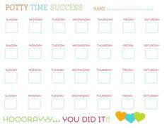 stress free potty training pdf