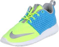 nike roshe   zurück Home Nike Roshe Run FB Schuhe neon gelb blau