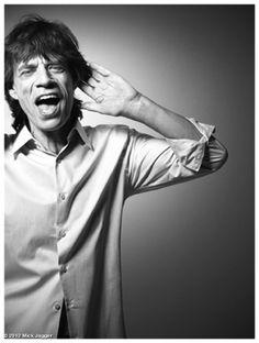 Mick Jagger by Bryan Adams // Happy birthday, Sir Mick! Cummins, Album Photo, Photo Book, Mick Jagger Quotes, Bryan Adams Photography, Adam Le, Tony Frank, Karl Lagerfeld, Moves Like Jagger